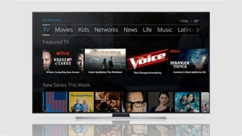 Netflix Available on X1 to New Mexico Customers