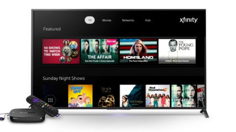 Xfinity TV Beta App for Select Roku Devices Available Now