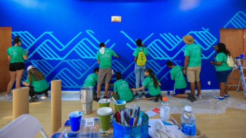 Thousands of Volunteers Help Improve Community Centers, Schools, Feed the Hungry Across New Mexico for 17th Comcast Cares Day